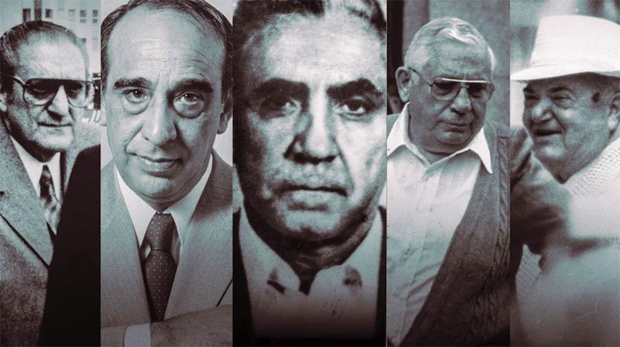 Fear City New York v Mafia