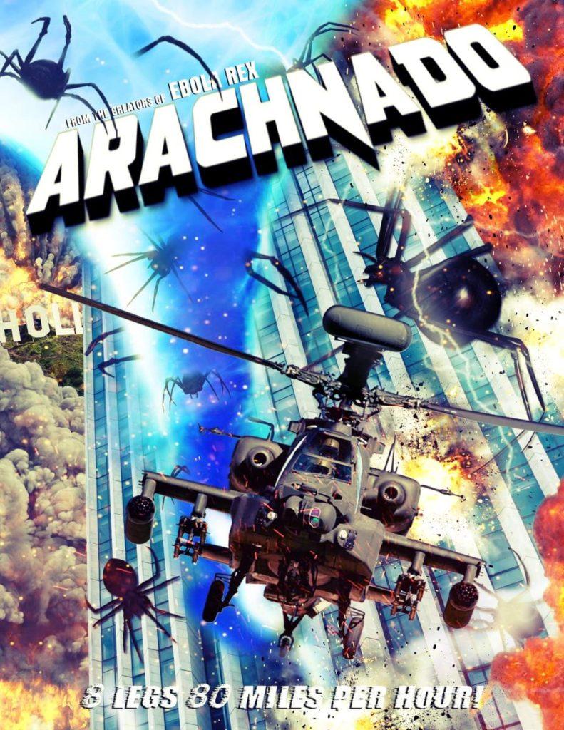 Arachnado poster