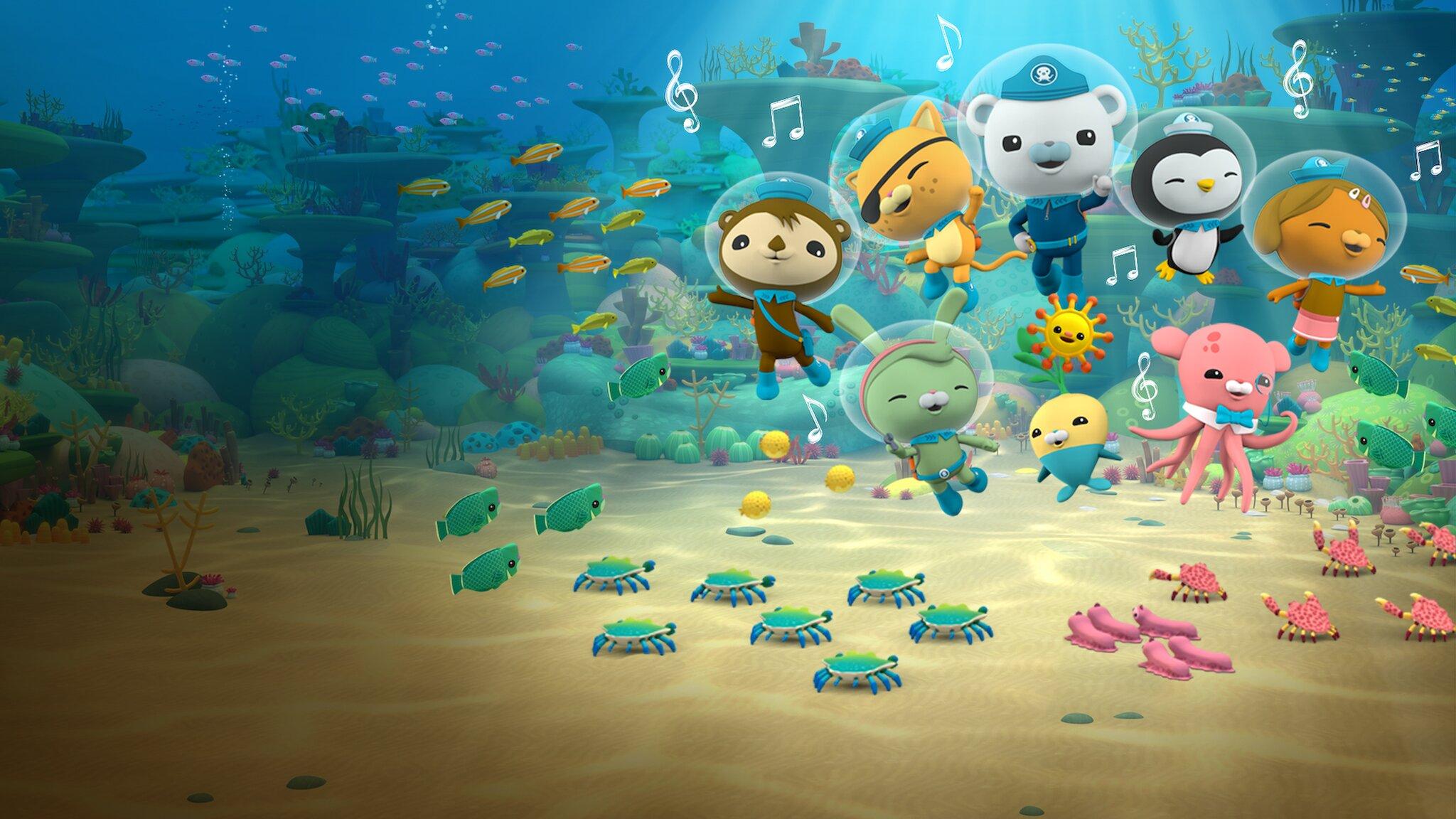 Netflix - Octonauts Great Barrier Reef