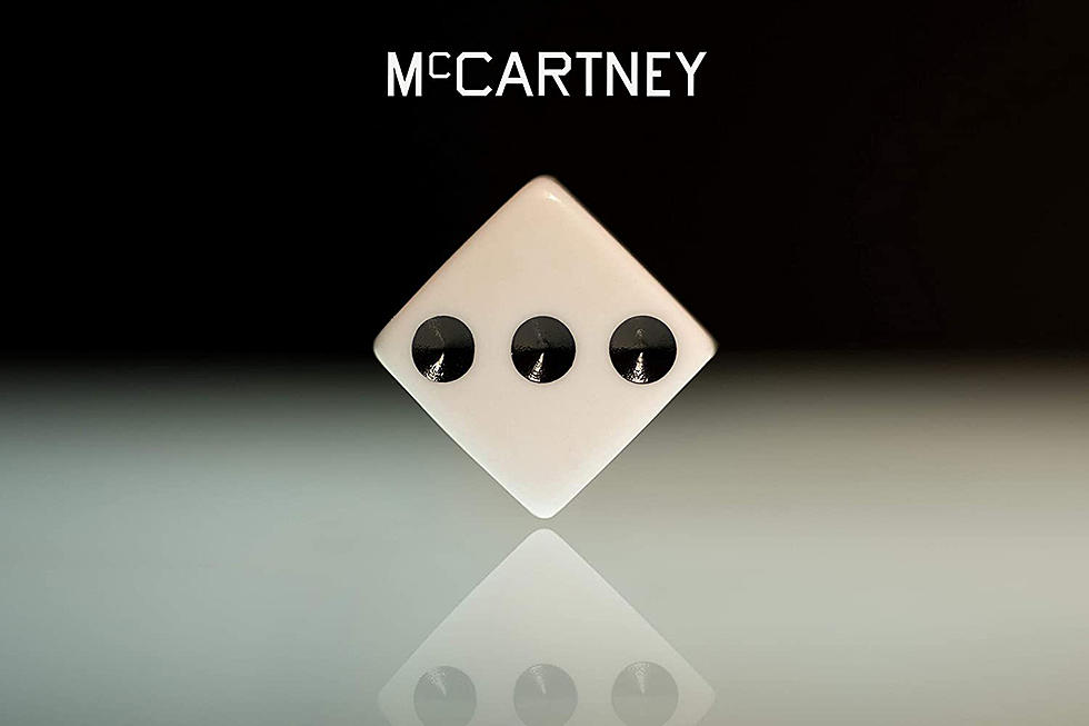 Paul McCartntey III Album