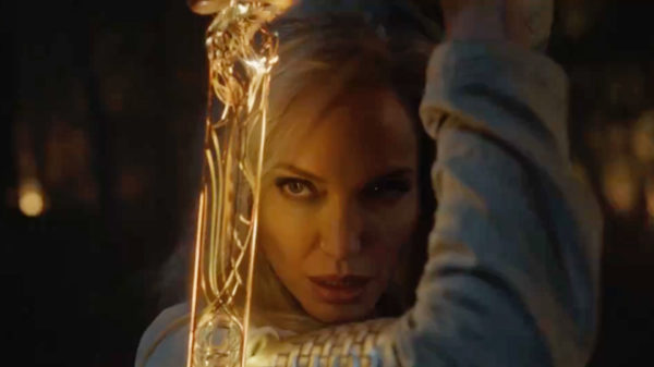 Marvel Eternals - Angelina Jolie