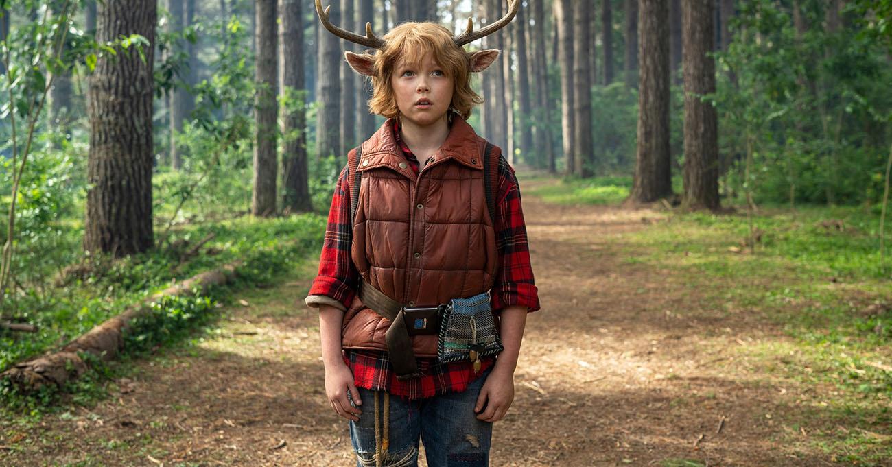 Netflix Australia June 2021 - Sweet Tooth