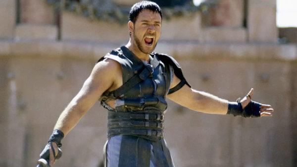 Top Movies of 2000 - Gladiator