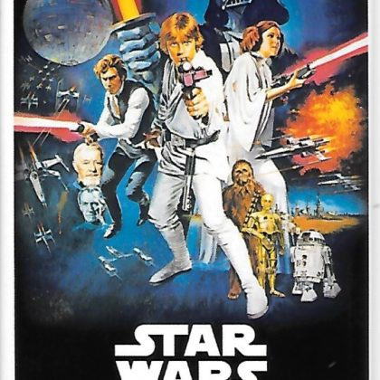 Star Wars Episode IV: A New Hope Movie Poster - Original or Sequel Which Was Better
