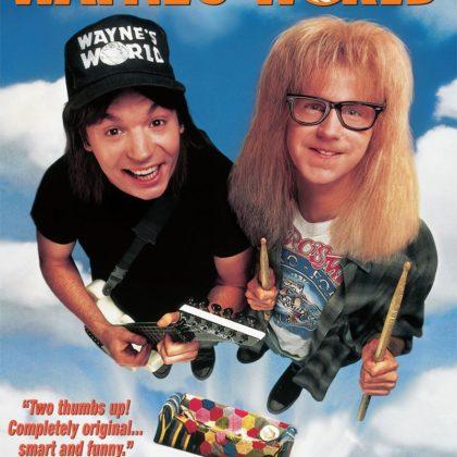 Wayne's World Movie Poster - Original or Sequel Which Was Better