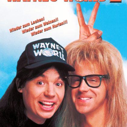 Wayne's World 2 Movie Poster - Original or Sequel Which Was Better
