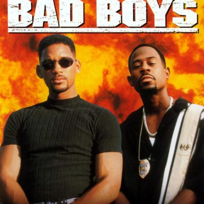 Bad Boys Movie Poster - Original or Sequel Which Was Better