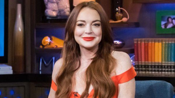 Lindsay Lohan Netflix Christmas Movie