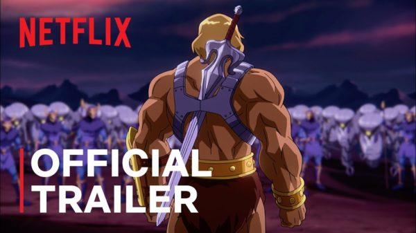 Netflix - Masters of the Universe Revelation Trailer