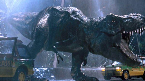 jurassic park- best movies of 1993