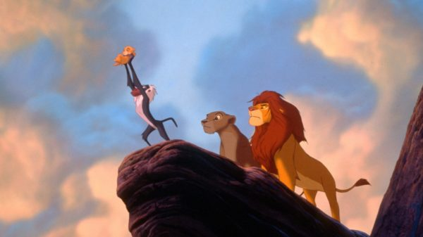lion king- best disney movies