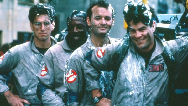 ghostbusters- best movies of 1984