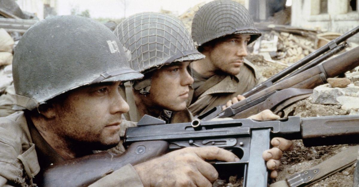 saving private ryan- best war movies