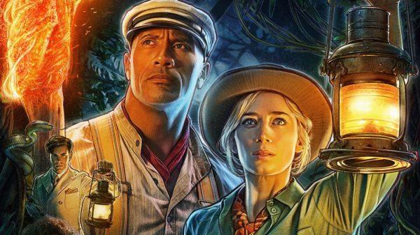 top 10 movies in Australia jungle cruise