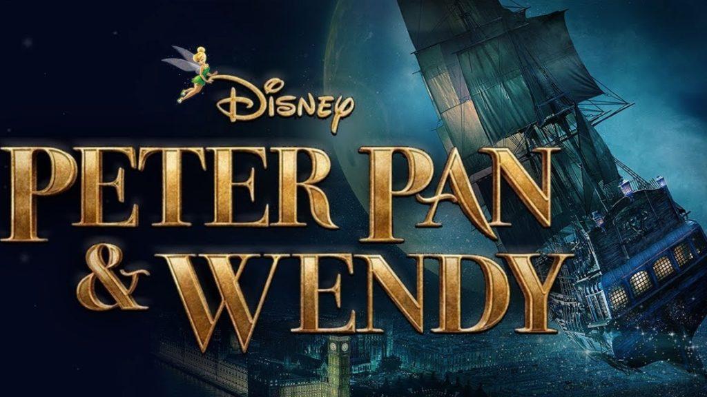 peter pan- peter pan & wendy