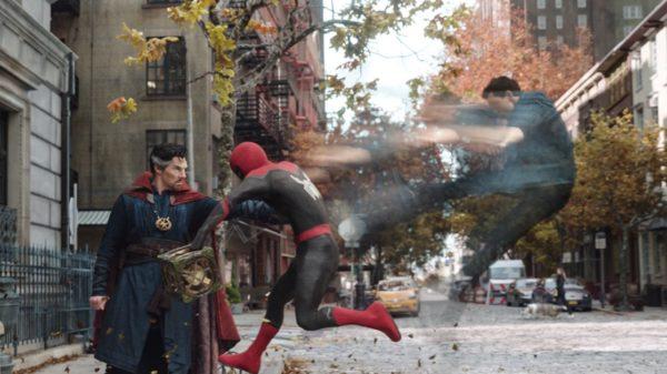 spiderman no way home- 2021 cinemacon