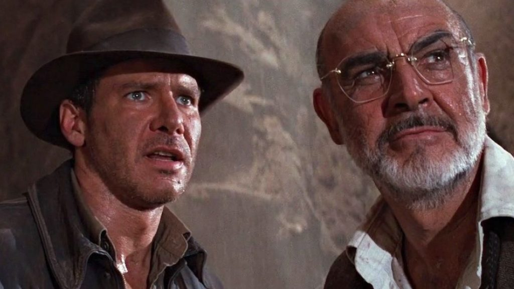 indiana jones and the last crusade- best movies of 1989